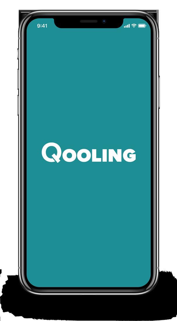 Download Qooling voor je mobiel