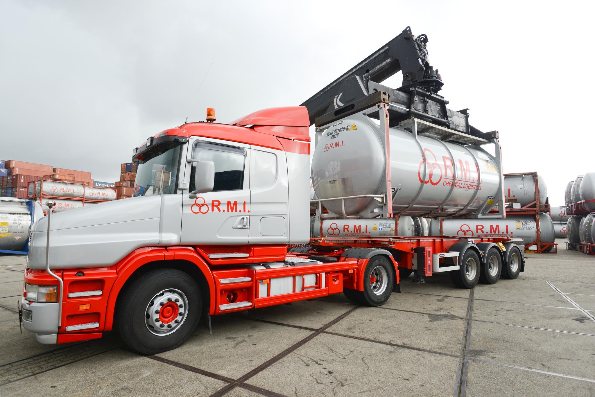 R.M.I. Global Logistics Services
